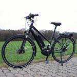 Fischer Trekking E-Bike ETD 1761