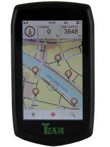 TEASI ONE Navigation